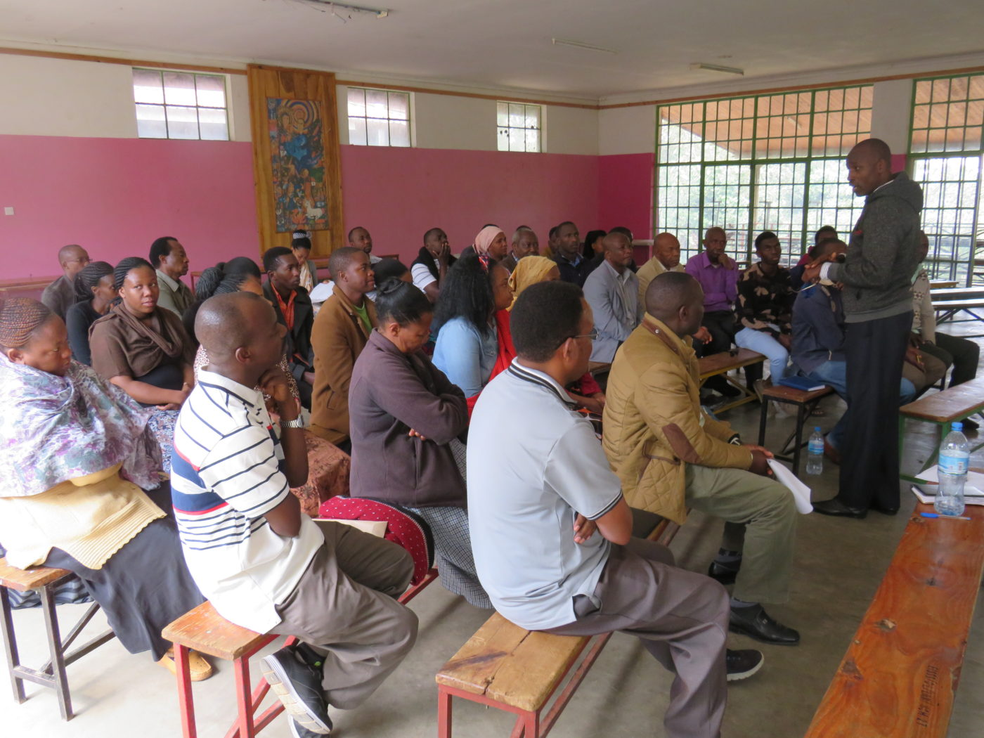 ERAN Arusha teachers training on positive discipline Q3 2019