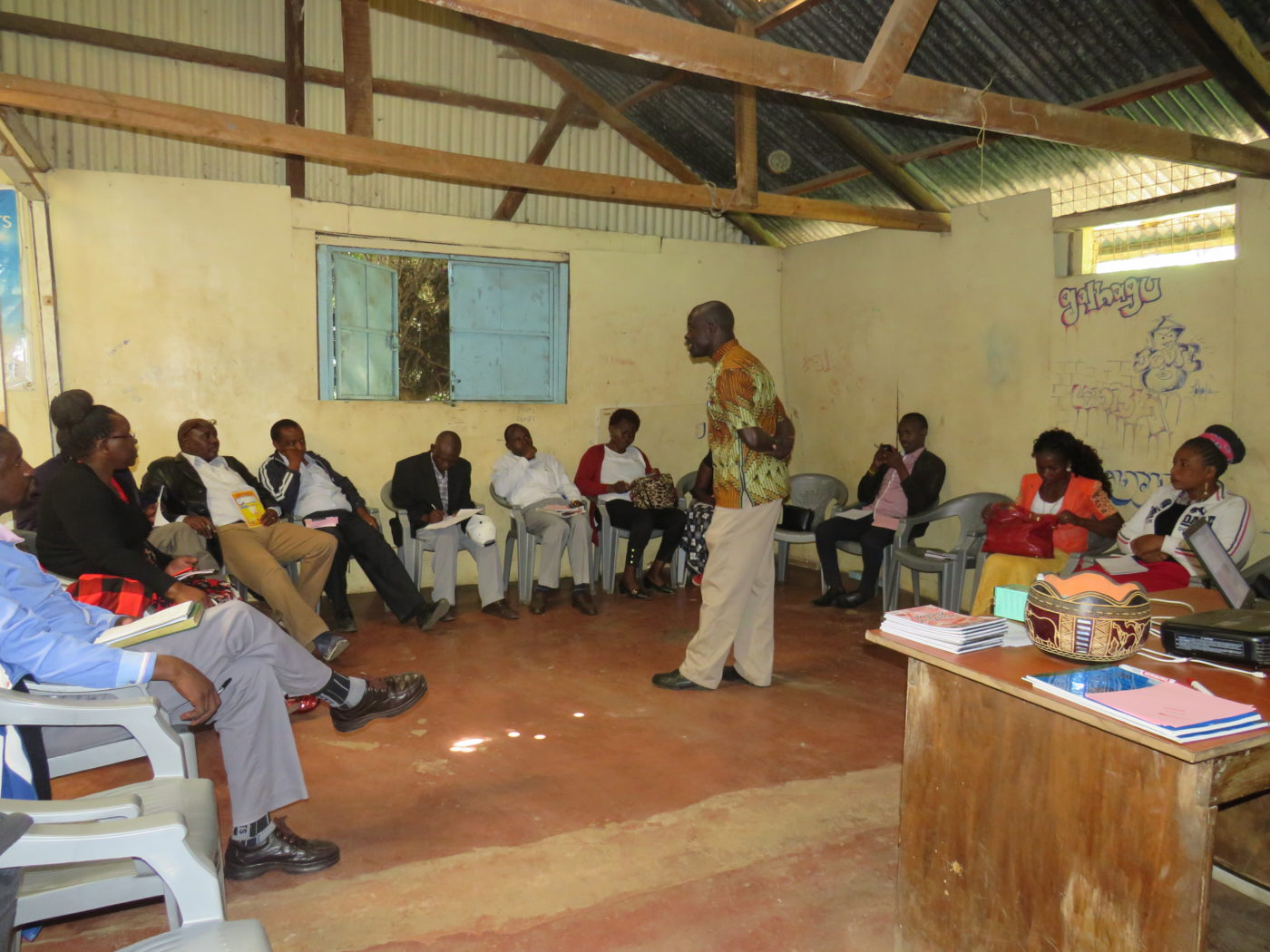 ERAN Rights Clubs Patrons Training Q4 2019
