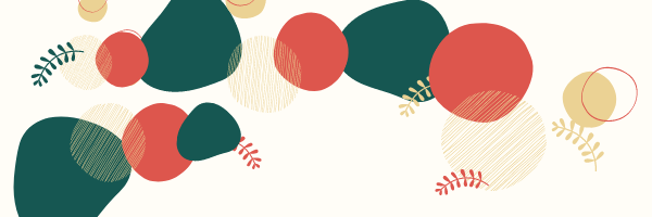 Red and Green Christmas Personal Email Header