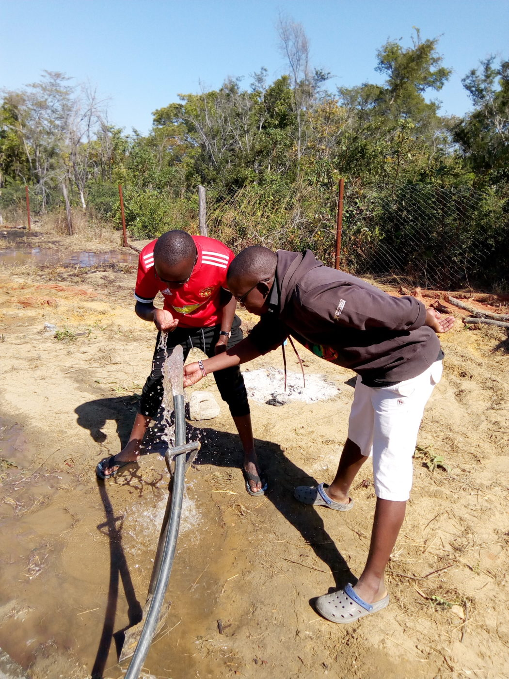 CEP Zam Luampa Project - access to safe water Q2 2019